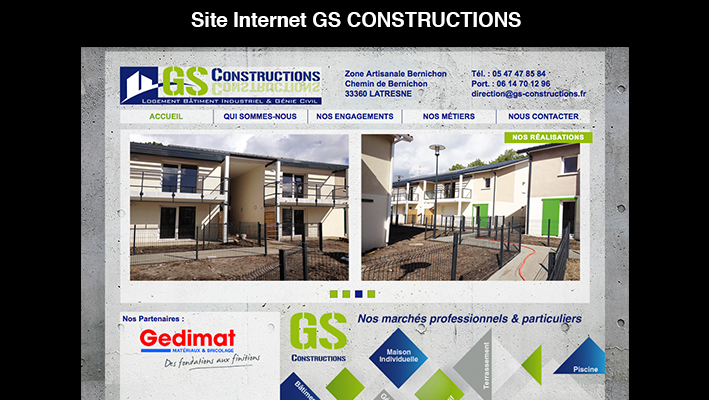 GS Constructions